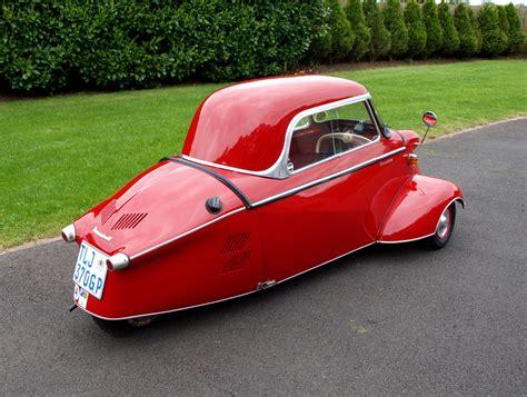 1957 Messerschmitt KR200 bubble car - Silverstone Auctions