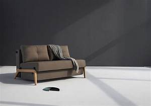 cubed 160 wood sofa bed innovation living melbourne With innovation sofa bed review