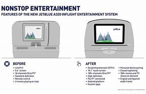 Jetblue Airlines Customer Service Jetblue Updates Fleet With New Interiors And More In