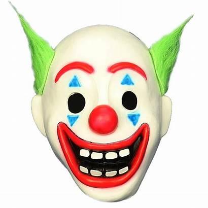 Joker Fleck Arthur Face Half Movie Cosplay