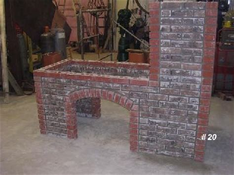 bp building  brick forge  series  forge iron