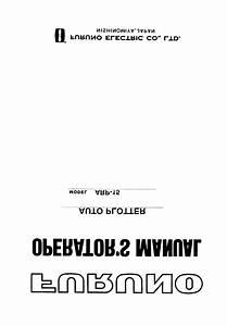 Auto Plotter Arp15 Manuals