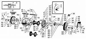 Abu Garcia 5600 Cdl Parts List And Diagram