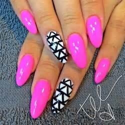 pretty nail designs pink stiletto nail designs to adore pretty designs