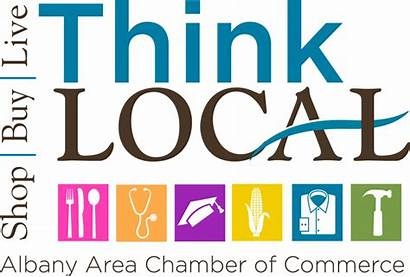 Local Think Business Economy Goal Locally Albany