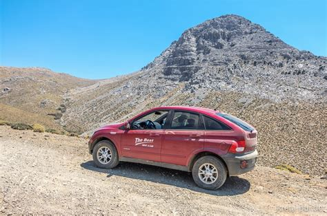The Best Car Rentals, Heraklion » Kreta Pur