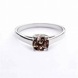 engagement chocolate diamond ring With chocolate diamond wedding ring
