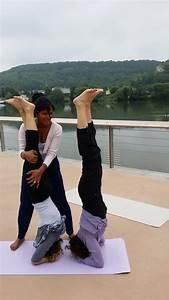 Marche nordique et yoga avec Parvati Stouring in France