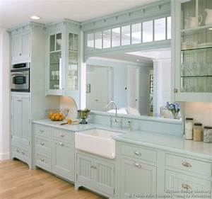 blue kitchen cabinets 2264