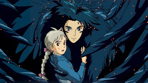 Graphic Anime Wallpaper - studio ghibli howls moving castle anime wallpapers hd