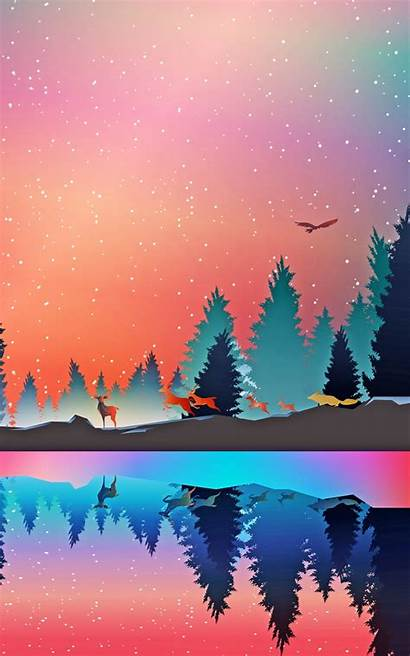 Keren Winter Gambar Hp Lucu Untuk Forest