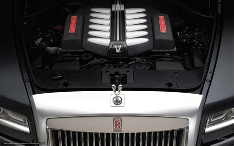 Download Wallpaper Rolls Royce, 200ex, Car, Machinery Free