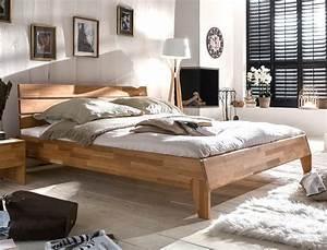 Massivholz Betten 180x200 : massivholzbett divico 180x200 wildeiche ge lt doppelbett schlafzimmer wohnbereiche schlafzimmer ~ Markanthonyermac.com Haus und Dekorationen