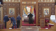 St. Abraam Coptic Church, NY - Arabic Liturgy 2017-02-19 ...