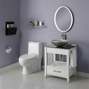 Small Bathroom Vanities - Traditional - Bathroom Vanities