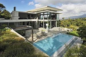 Moderne Design Villa : modern villa montrose house by saota cape town south africa architecture architecture design ~ Sanjose-hotels-ca.com Haus und Dekorationen