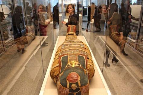 explore egypt  penn museum renovations