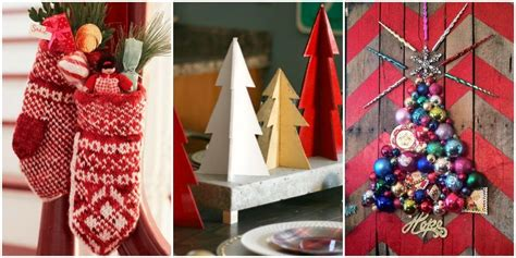 diy christmas decorations christmas decorating ideas