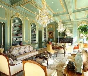 Attractive French Living Room Design Ideas Decoholic