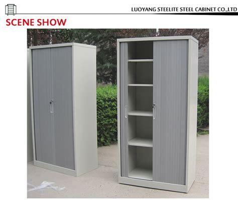 China Supplier Plastic Roller Shutter Door Cabinet