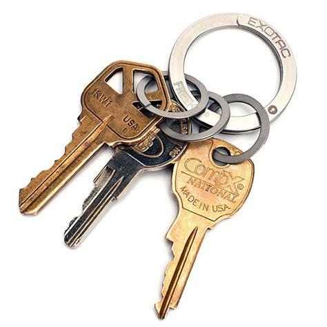 Freekey Key Ring System