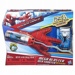 Amazon.com: Marvel The Amazing Spider-Man 2 Mega Blaster ...