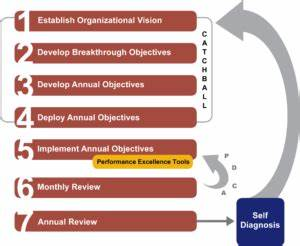 The Seven Steps of Hoshin Planning - Lean Methods Group