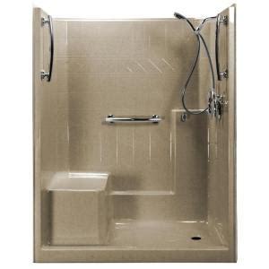 100 ella gel coat accessible showers freedom shower