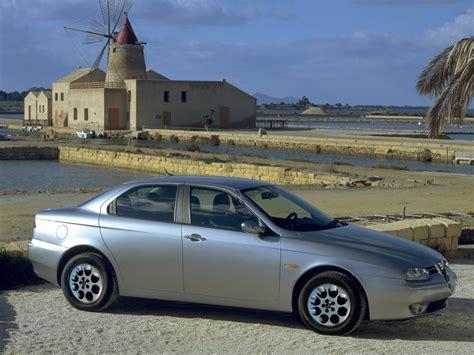 Alfa Romeo 156 Exotic Car Wallpapers #002 Of 10 Diesel