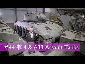Tank Chats #44 T14 and A33 Assault Tanks – Tank and AFV News