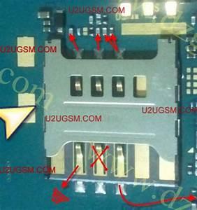 Samsung Rex 80 S5222r Insert Sim Ic Solution Jumper