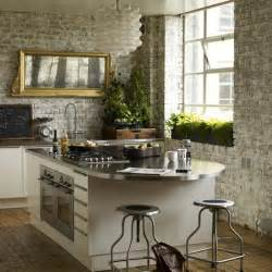 brick kitchen ideas creative brick wall kitchen design ideas