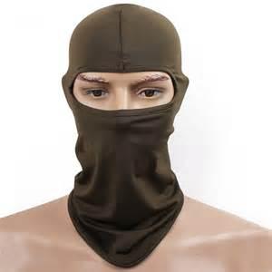 full face mask mask lycra balaclava ultra thin motorcycle cycling ski neck protecting ebay