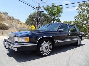 Purchase Used 1 Owner 91 Cadillac Deville Sedan De Ville 4