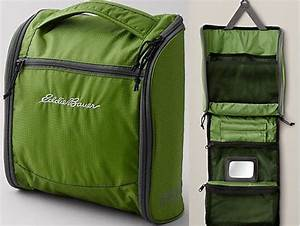 Eddie Bauer Travex Expedition Hanging Kit Bag 15 Shipped