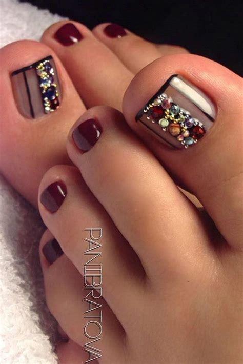 summer beach toes nail designs   pretty toe