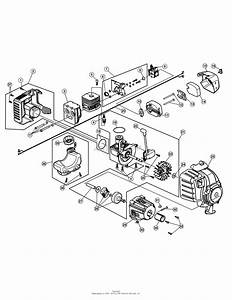 Mtd 21ak125g799  316 240320  Parts Diagram For Engine Assembly