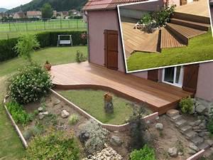 modele de terrasse en bois exterieur 6 modele de With modele de terrasse en bois exterieur