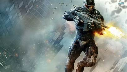 Crysis Wallpapers Games Backgrounds Non Hq Ru