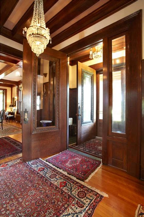 An Arts & Classical House  Arts & Crafts Homes And The