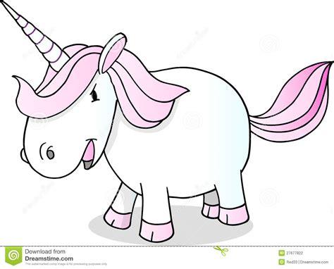 Cute Unicorn Vector Stock Vector. Illustration Of