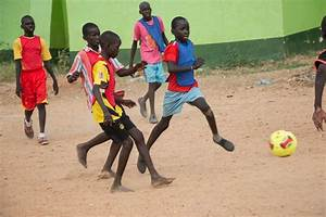 Children find safety amid uncertainty in South Sudan - SOS ...
