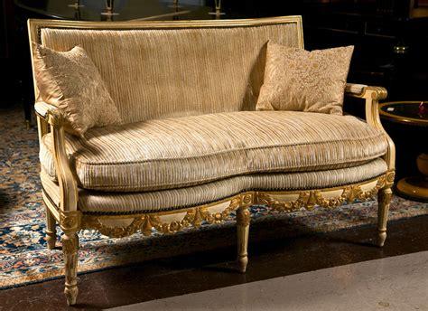 canapé louis xiv louis xiv style canape sofa settee image 2