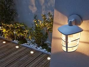 Lumiere De Terrasse : lumiere decoration exterieur deco exterieur maison ~ Edinachiropracticcenter.com Idées de Décoration