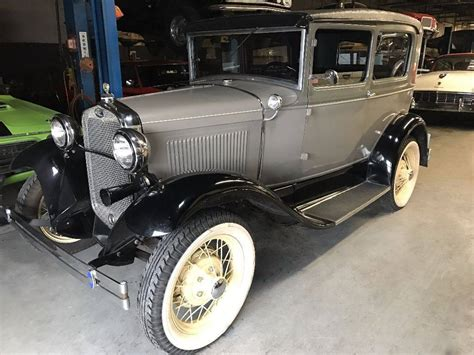 Ford Model A Parts by 1930 Ford Model A For Sale 1921501 Hemmings Motor News