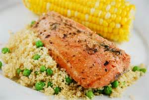 Healthy Dinner Recipes with Salmon