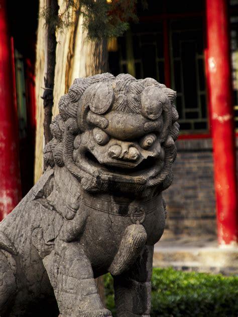 chinese guardian lion  guardian lion  originally