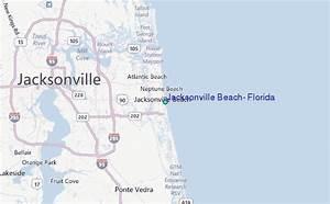 Jacksonville Beach Florida Tide Station Location Guide