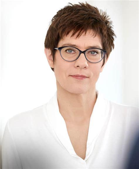 Presidential elections, the german debate over the future of transatlantic relations is fractious. CDU-Politikerin Annegret Kramp-Karrenbauer zu Gast