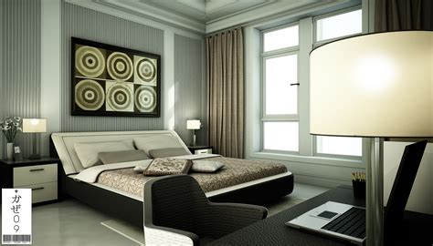 Modern Classic Bedroom  Home Interior & Design